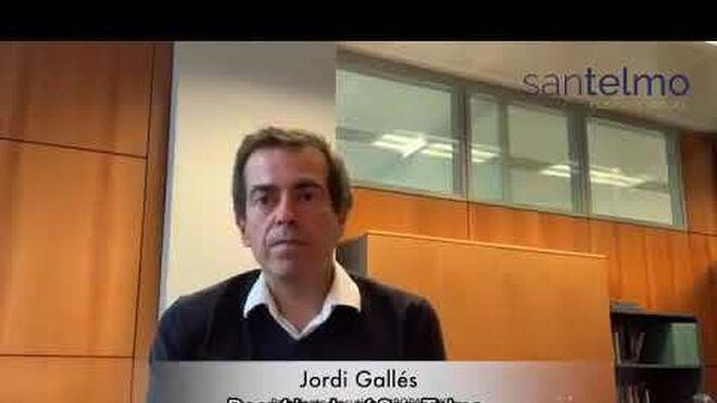 """Jordi Gallés (Europastry): """"Es probable que algunos cambios que estamos viviendo sean estructurales"""""""