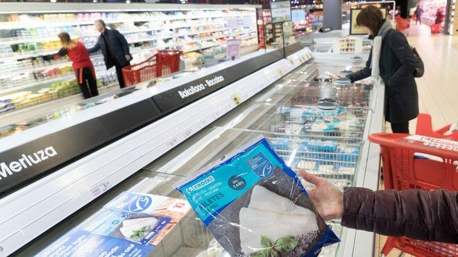 Los productos congelados se reivindican en la compra del confinamiento