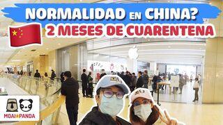 Vuelta a la 'normalidad' en China tras el confinamiento por el coronavirus