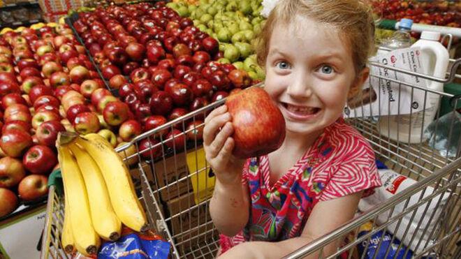 Los memes de los niños y el supermercado