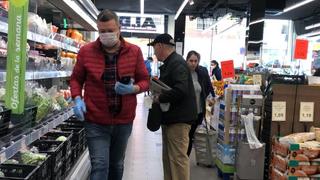 Horarios de los supermercados en el puente de mayo