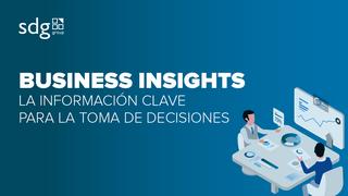 Business Insights: La información clave para la toma de decisiones
