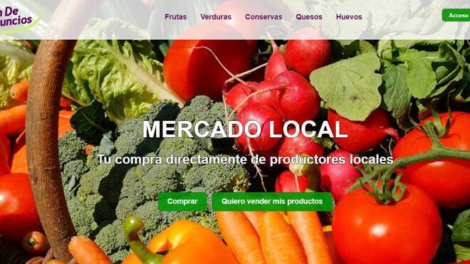 Los productores se unen para vender los alimentos de Km 0