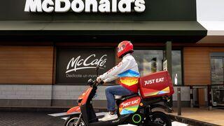 McDonald's y Just Eat se alían para expandir el servicio a domicilio