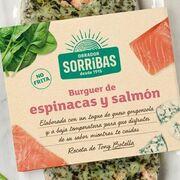 Obrador Sorribas presenta sus innovadoras hamburguesas flexitarianas cocinadas a baja temperatura