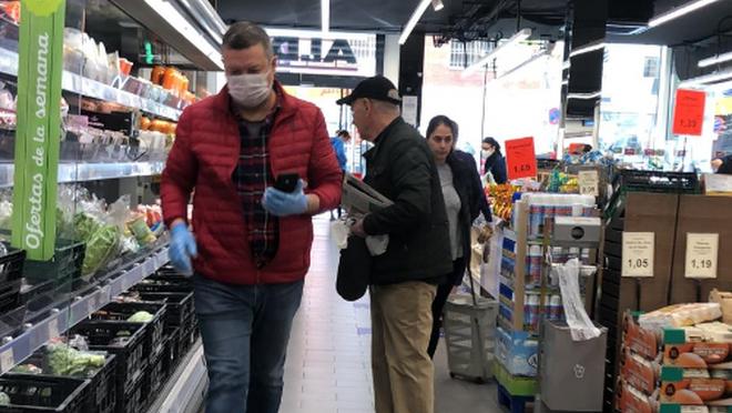 Los lineales españoles, los más preparados de Europa durante la pandemia