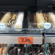 Mercadona refuerza su seccion de Horno con dos nuevos dulces