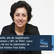 Elisa Gredilla se suma al foro de stakeholders de The Global Food Safety Initiative