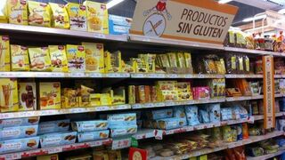 """El """"elevado precio"""" de los productos sin gluten dificulta seguir su dieta a los celíacos"""