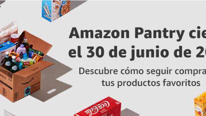 Cierra Amazon Pantry, el fracaso del supermercado prime de Bezos en España