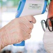 Eroski comienza a tomar la temperatura a sus clientes en varios centros