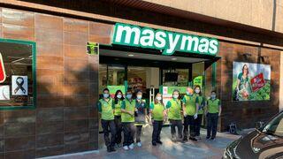 Masymas crece con un nuevo supermercado en León
