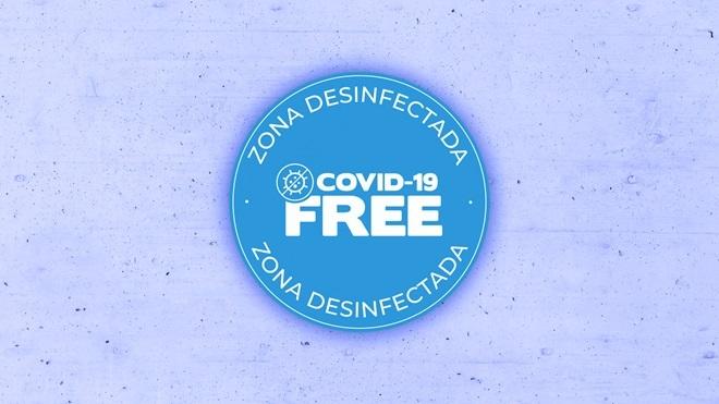 El sello 'Covid free' no garantiza la seguridad ante el virus en un comercio, según la OCU