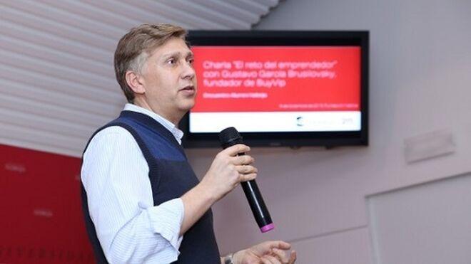 Gustavo García deja la dirección de Deliveroo España