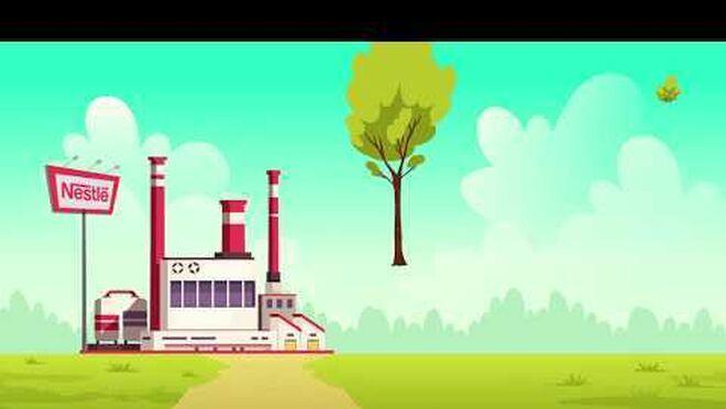 Las 10 fábricas de Nestlé en España ya son 'cero residuos'
