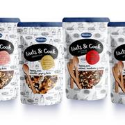 Nuts & Cook, los toppings de Medina, llegan a Lidl y Alcampo