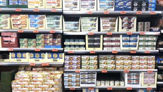 El auge del aperitivo dispara la venta de mejillones y berberechos en Mercadona