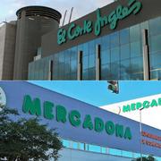 El Corte Inglés y Mercadona, entre las marcas más valiosas de España