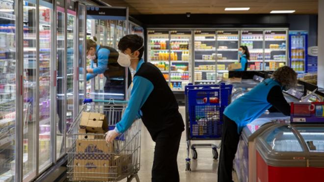El compromiso de los empleados de alimentación, clave para gestionar la crisis