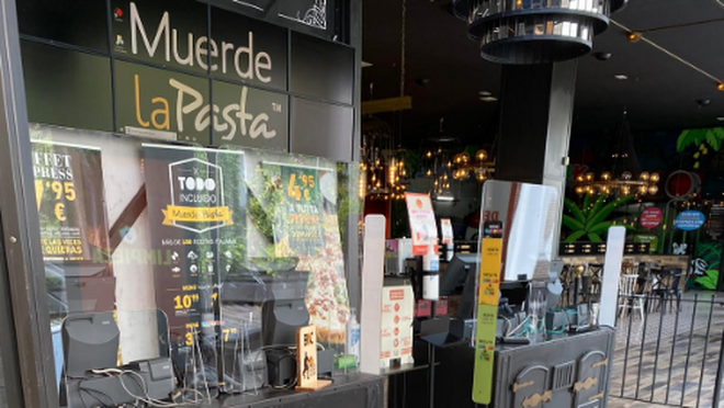 Muerde la Pasta reabre 20 establecimientos en España