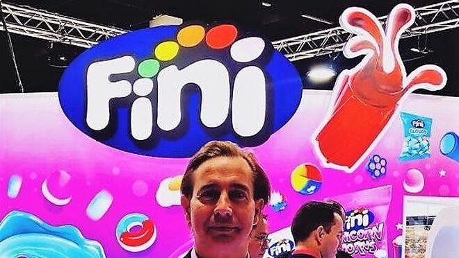 Alfonso Samper, nuevo director general de Fini Golosinas