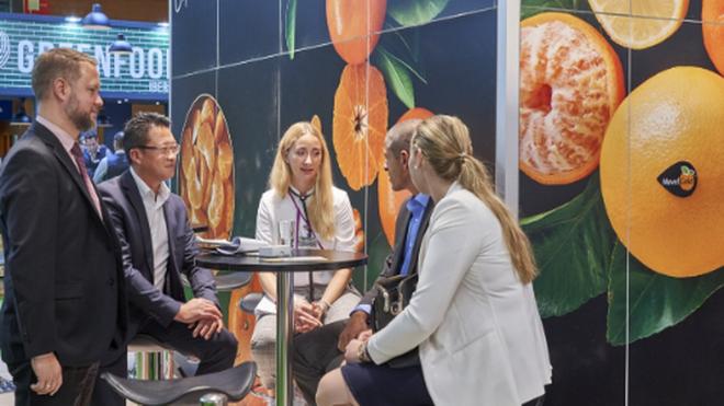 Presencia nacional y europea en la edición extraordinaria de Fruit Attraction