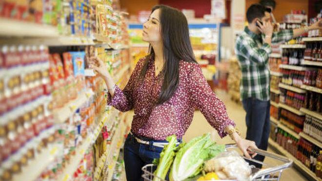 El gasto de los españoles en alimentación creció el 2,3% en 2019