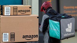 Luz verde provisional a la entrada de Amazon en Deliveroo