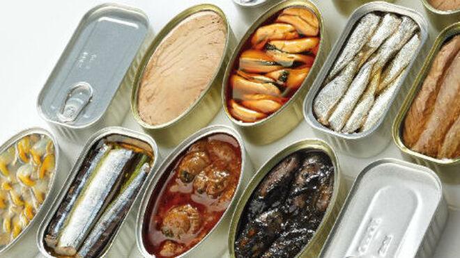 La crisis propicia el consumo de conservas de pescado