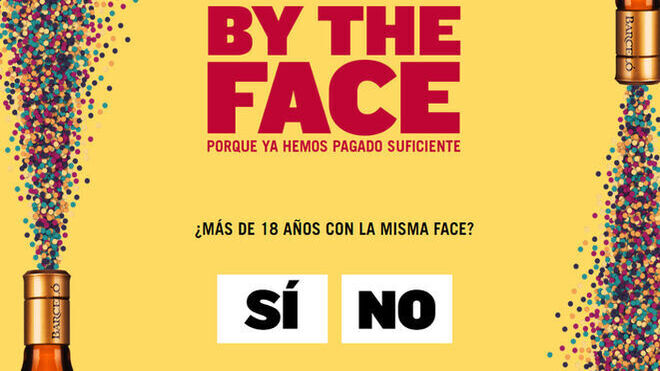 Ron Barceló amplía su campaña 'By The Face' de apoyo a la hostelería