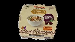 Euromadi distribuirá el hummus de Taste Shukran en 800 tiendas