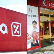 Sospechas de irregularidades en la central de compras de Dia y Eroski