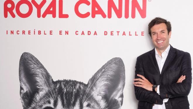 Carlos Andrés-Luna, nuevo general manager de Royal Canin Iberia