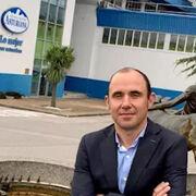Alberto Álvarez Rodríguez, nuevo presidente de Central Lechera Asturiana SAT