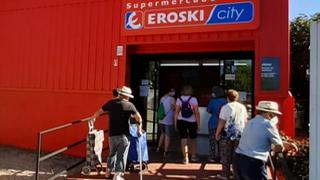 Eroski crece en Madrid con un nuevo súper en Navas del Rey