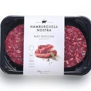 Amazon crece en alimentación y vende Hamburguesa Nostra