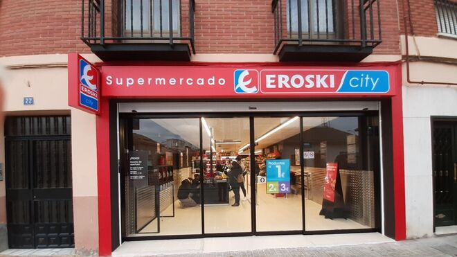 Eroski invierte casi 3 millones en 30 nuevas franquicias en lo que va de año
