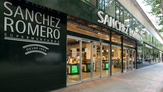 Sánchez Romero se alía con Deliveroo para repartir la compra a domicilio