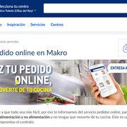 Makro amplía la venta online a sus clientes hosteleros en toda España