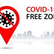 Alertan sobre el engaño de los sellos Covid Free