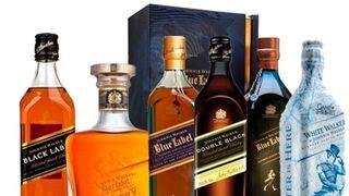 El whisky Johnie Walker se venderá en botellas de papel en 2021