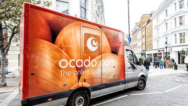 Tecnología de Ocado para ofrecer el mejor servicio con los costes más bajos