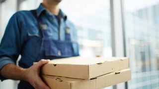 El delivery afianza el empleo entre los restaurantes asociados a Deliveroo