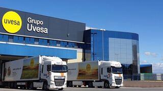 La fábrica de Uvesa en Tudela obtiene un certificado de seguridad frente a la Covid