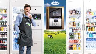 Capsa Food se alía con el operador de vending Delikia para impulsar la innovación