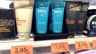 Mercadona lanza un exfoliante facial para hombres