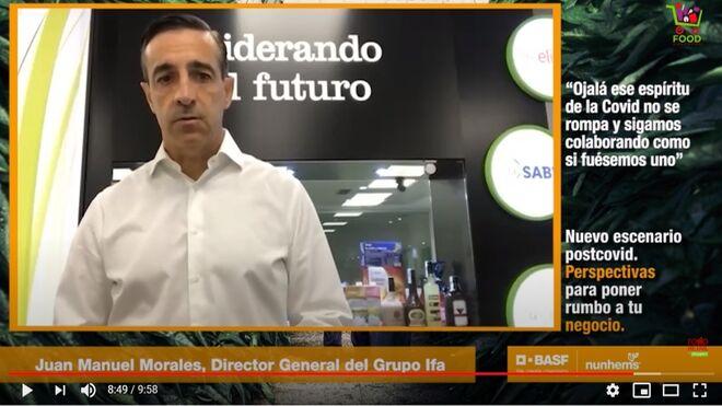 """Juan Manuel Morales: """"Los frescos van a seguir creciendo en el futuro"""""""