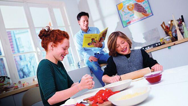 Padres y adolescentes sacan un modesto aprobado en nutrición