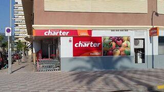 Charter inaugura dos supermercados en Valencia y uno en Jaén