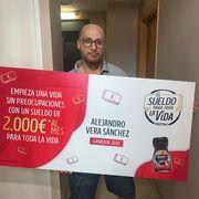 El 'Sueldo para toda la vida' de Nescafé viaja a Barcelona